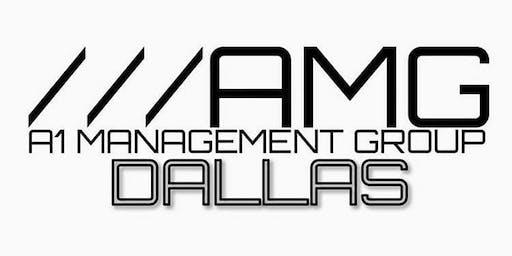 A1 Management Group Artist/Model Showcase