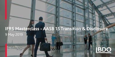 AASB 15 Transition & Disclosure Masterclass