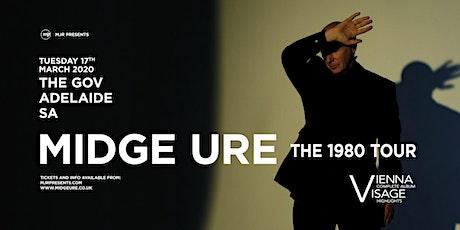 Midge Ure - Adelaide tickets