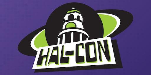 Hal-Con Sci-Fi Fantasy Convention 2019, October 25-27, 2019