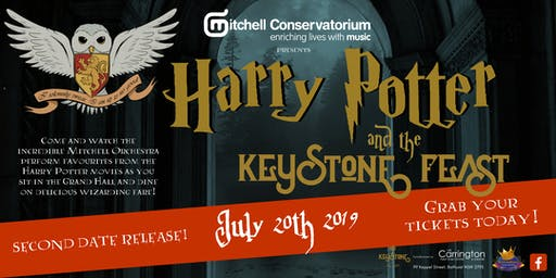 Harry Potter & The Keystone Feast July 20th