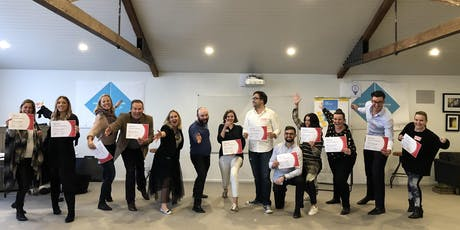 Naked Ambition Design Thinking Bootcamp   July 11, 2019  tickets