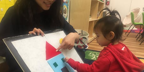 FREE TRIAL of Preschool class on Monday tickets