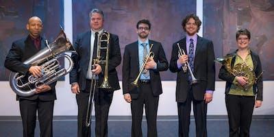 Rose City Brass Quintet Recital