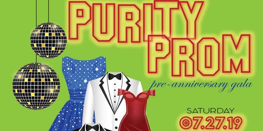 SG3 Joyfully Presents Our First Ever PURITY PROM!