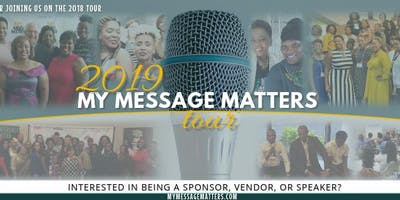 My Message Matters - Houston