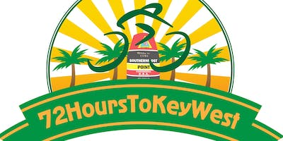 2019 72 Hours to Key West - 280 Mile Charity Bike Ride
