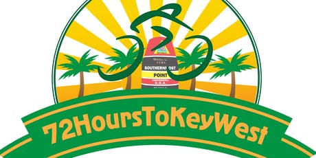 2019 72 Hours to Key West - 280 Mile Charity Bike Ride  tickets
