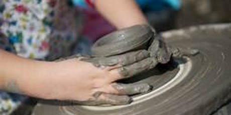 Pottery wheel/clay Fall and Holiday classes tickets