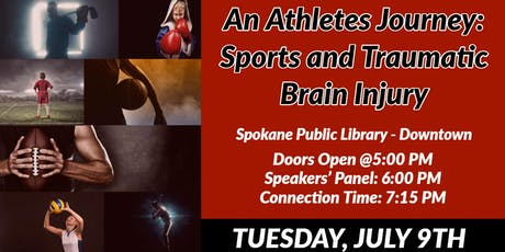 An Athletes Journey: Sports and Traumatic Brain Injury tickets
