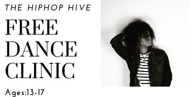 Hip Hop Hive Free Day Clinic