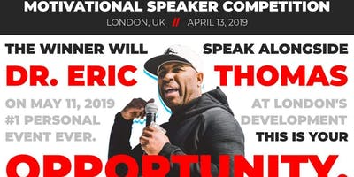 World Motivational Speaker Competition 2.