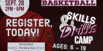 Youth Basketball Skills & Drills Camp
