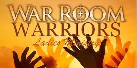 War Room Warriors Prayer Brunch  (Are you a Proverbs 31 woman?) tickets