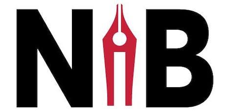 2019 Mark & Evette Moran Nib Literary Award - Shortlist announcement tickets