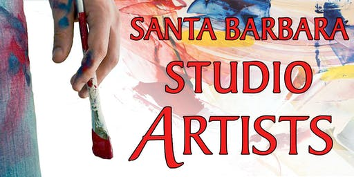 Santa Barbara Studio Artists 2019 Open Studios Tour  ~  Labor Day Weekend