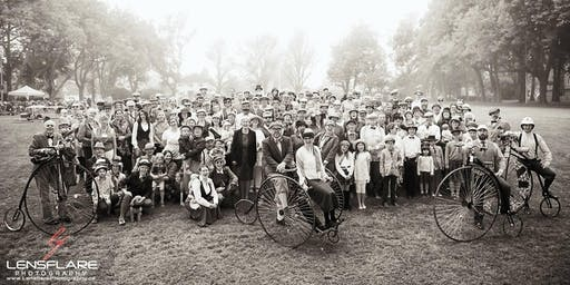 Tweed Ride Victoria- 2019 Edition