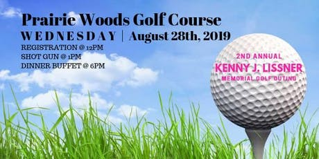 2nd Annual Kenny J. Lissner Memorial Golf Outing tickets