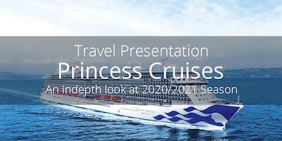 Princess Cruises Film Night