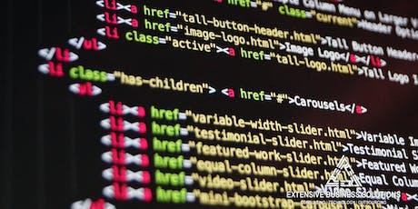 Python Programming Training NYC - Intermediate Level tickets