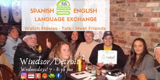 Spanish-English Language Exchange Windsor