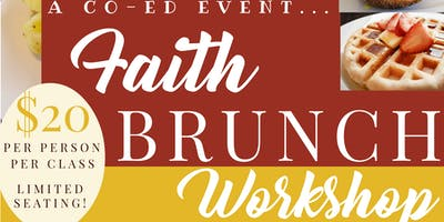 Faith Brunch Workshop: Wisdom Series