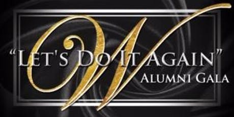 """Let's Do It Again"" Whitehaven Alumni Gala tickets"