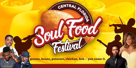 Central Florida Soul Food Festival tickets