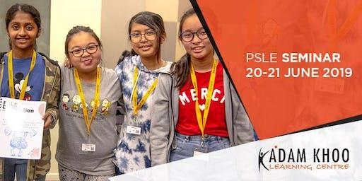 June Holidays: PSLE Seminar