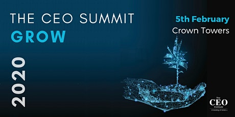 The CEO Institute Summit WA tickets