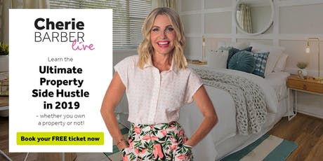 [FREE MASTERCLASS] The Most Profitable Property Side Hustle in 2019 - Hobart tickets
