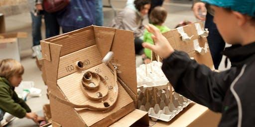 Cardboard Creation Challenge