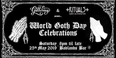 ++ A RITUAL GATHERING :: WORLD GOTH DAY PARTY ++