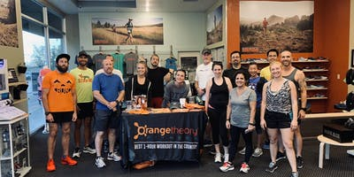 Pace + Pints with Red Rock Running Company