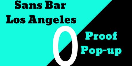 Sans Bar Los Angeles  tickets