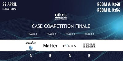 oikos Case Competition Finals: Sustainable solutions to real challenges