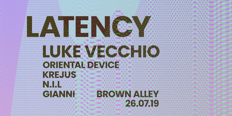 Latency: Luke Vecchio Immersive Set tickets