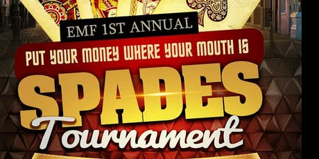EMF Spades Tournament tickets