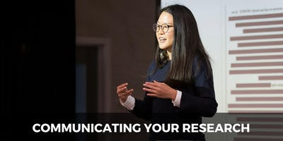 Improvisation tools for communicating your research