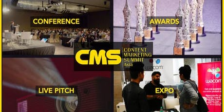 Content Marketing Summit Asia 2019 - ASEAN Edition tickets