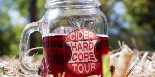 Hard Core Cider Tour '19 - San Luis Obispo