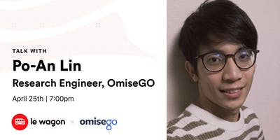 Introduction to OmiseGO and Plasma - ApéroTalk wi