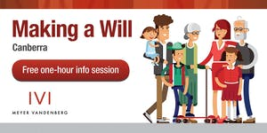 Making a Will Canberra