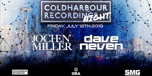 Coldharbour Night with Jochen Miller and Dave Neven at Ora