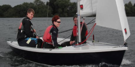 Hykeham Sailing Club Half Day Taster Session 29th June 2019 tickets
