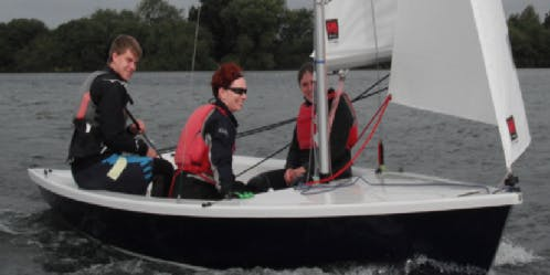 Hykeham Sailing Club Half Day Taster Session 29th June 2019