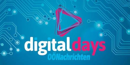 OÖNachrichten Digital Days 2019