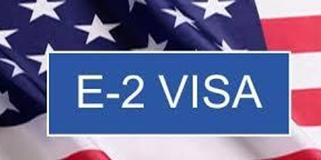 E2 Visa - US Immigration through Franchise Investment. tickets