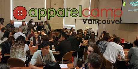ApparelCamp Vancouver 2019 tickets