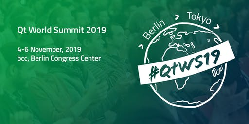 Qt World Summit 2019 Berlin